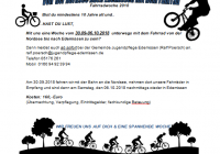 Fahrradwoche 2018 – Jetzt schon anmelden!